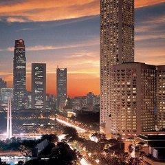 Отель Fairmont Singapore Сингапур спортивное сооружение