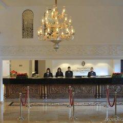 Отель InterContinental Presidente Puebla интерьер отеля