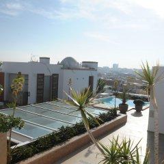 Отель Euphoriad Марокко, Рабат - отзывы, цены и фото номеров - забронировать отель Euphoriad онлайн пляж