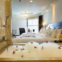 Отель Premier Havana Nha Trang Hotel Вьетнам, Нячанг - 3 отзыва об отеле, цены и фото номеров - забронировать отель Premier Havana Nha Trang Hotel онлайн ванная