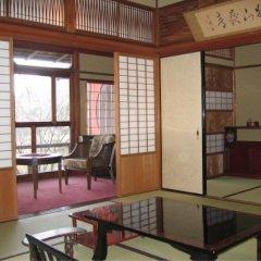 Отель Cultural Property Of Japan Senzairo Йоро питание