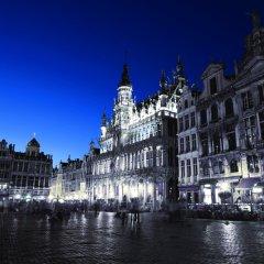 Renaissance Brussels Hotel Брюссель приотельная территория