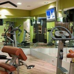 Отель Novotel Wien City фитнесс-зал