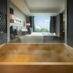 Отель New Otani Tokyo, The Main Япония, Токио - 2 отзыва об отеле, цены и фото номеров - забронировать отель New Otani Tokyo, The Main онлайн сейф в номере