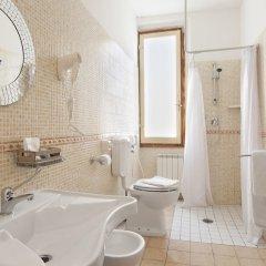 Отель B&B La Cittadella ванная