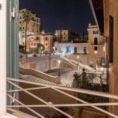 Отель Internazionale Domus Италия, Рим - отзывы, цены и фото номеров - забронировать отель Internazionale Domus онлайн балкон