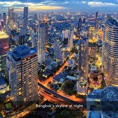 Отель Boss Mansion Бангкок спортивное сооружение
