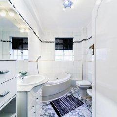 Отель West End Flat mins from Oxford St Великобритания, Лондон - отзывы, цены и фото номеров - забронировать отель West End Flat mins from Oxford St онлайн ванная