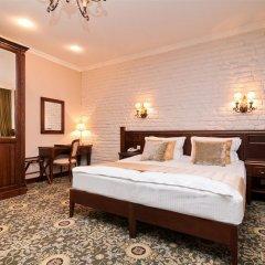 Гостиница Традиция 4* Стандартный номер с двуспальной кроватью фото 4