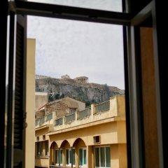 Отель Metis Athens Suites Афины