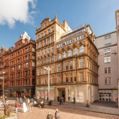 Отель Glasgow City Flats фото 4