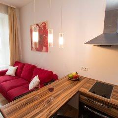 Отель CheckVienna - Apartment Steingasse Австрия, Вена - отзывы, цены и фото номеров - забронировать отель CheckVienna - Apartment Steingasse онлайн комната для гостей фото 5