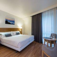 Отель Palacio De Aiete Сан-Себастьян комната для гостей фото 3