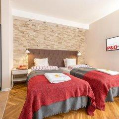 Апартаменты P And O Apartments Lipowa Варшава комната для гостей