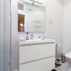 Отель Carrera San Francisco City Center Испания, Мадрид - отзывы, цены и фото номеров - забронировать отель Carrera San Francisco City Center онлайн ванная фото 2