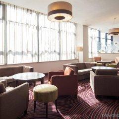 Отель Jurys Inn Glasgow Глазго интерьер отеля