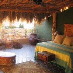 Отель El Nido At Hacienda Escondida - Bed And Breakfast комната для гостей фото 3
