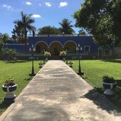 Отель Hacienda San Pedro Nohpat фото 13