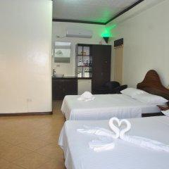 Отель Turtle Inn Resort Филиппины, остров Боракай - 1 отзыв об отеле, цены и фото номеров - забронировать отель Turtle Inn Resort онлайн комната для гостей