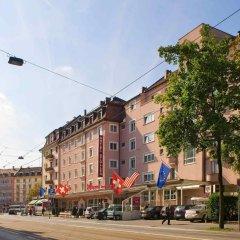 Отель Mercure Stoller Цюрих