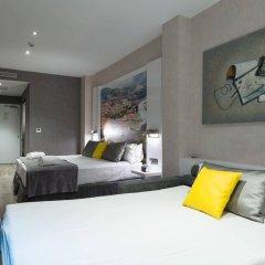 Отель Gran Via BCN комната для гостей фото 3
