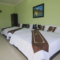 Отель Chau Plus Homestay комната для гостей фото 4