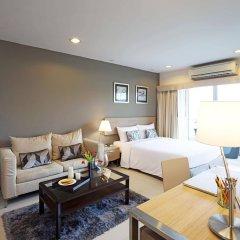 Отель Viva Garden Managed By Bliston Бангкок комната для гостей фото 3
