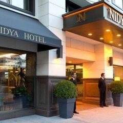 Nidya Hotel Galataport вид на фасад фото 2