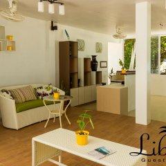 Отель Liberty Guest House Maldives спа