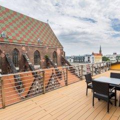 Qubus Hotel Wroclaw балкон