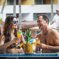 Отель El Cid Castilla De Playa Масатлан гостиничный бар