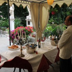 Отель Palazzo Abadessa Италия, Венеция - отзывы, цены и фото номеров - забронировать отель Palazzo Abadessa онлайн питание фото 3