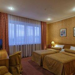 Отель Славянка Челябинск комната для гостей фото 3