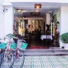 Отель Flower Garden Homestay Хойан гостиничный бар