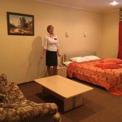 Гостиница Barracuda в Новосибирске отзывы, цены и фото номеров - забронировать гостиницу Barracuda онлайн Новосибирск комната для гостей фото 2