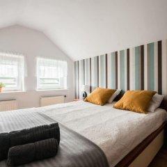 Отель Kurhan 16 Польша, Варшава - отзывы, цены и фото номеров - забронировать отель Kurhan 16 онлайн комната для гостей фото 2