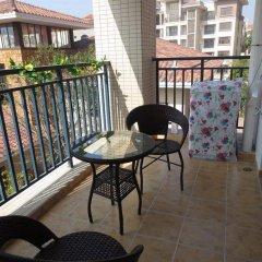 Апартаменты Private Enjoyed Home Aoyuan Apartment балкон
