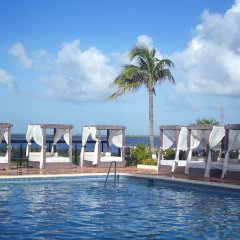 Отель Crown Paradise Club Cancun - Todo Incluido бассейн фото 3