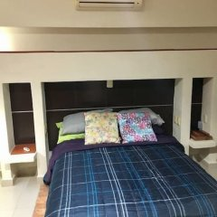Отель Crisantemos Suite Мексика, Канкун - отзывы, цены и фото номеров - забронировать отель Crisantemos Suite онлайн комната для гостей фото 2