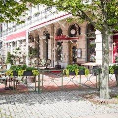 Отель Hôtel Eggers Швеция, Гётеборг - отзывы, цены и фото номеров - забронировать отель Hôtel Eggers онлайн пляж