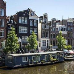 Отель Max Brown Hotel Canal District Нидерланды, Амстердам - отзывы, цены и фото номеров - забронировать отель Max Brown Hotel Canal District онлайн приотельная территория