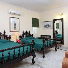 Отель Mandawa Haveli комната для гостей