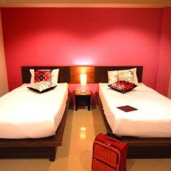 Отель Cool Residence 3* Улучшенный номер разные типы кроватей фото 2