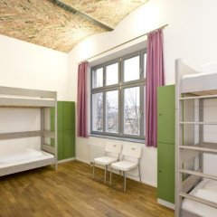 Отель Pfefferbett Hostel Германия, Берлин - отзывы, цены и фото номеров - забронировать отель Pfefferbett Hostel онлайн комната для гостей фото 4