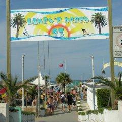 Отель Oceanic пляж