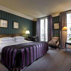 Отель Villa D'Estrees Париж комната для гостей фото 3