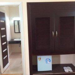 Duy Tan Hotel Далат сейф в номере