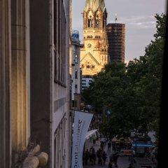 Отель Zoo Berlin Германия, Берлин - 2 отзыва об отеле, цены и фото номеров - забронировать отель Zoo Berlin онлайн балкон