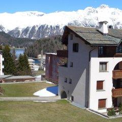 Отель Chesa Arlas B3 Швейцария, Санкт-Мориц - отзывы, цены и фото номеров - забронировать отель Chesa Arlas B3 онлайн