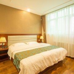 Отель Hill Lily Hotel Китай, Пекин - отзывы, цены и фото номеров - забронировать отель Hill Lily Hotel онлайн комната для гостей фото 3